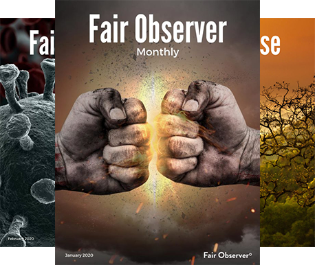 Support Fair Observer by Becoming a Sustaining Member