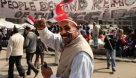 The Egyptian Revolution: A Three Part Invention