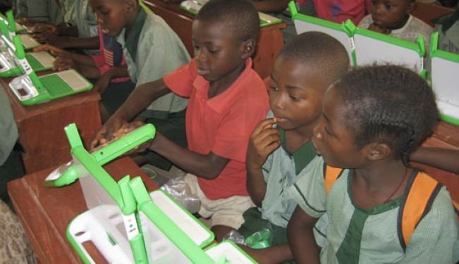 OLPC: Connecting to an Education?