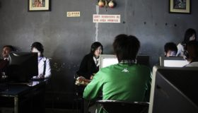 China's Arab Spring Cyber Lessons