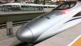 China's High Speed Rail System: Impact on Food Security