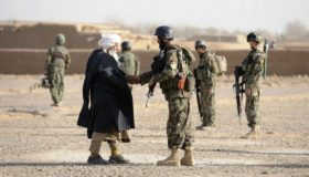 Negotiations Cannot Solve Afghanistan's Problems