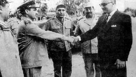 Shifting Sands: Political Liberalization of Egypt Since 1952