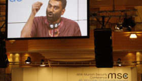 The Tipping Point: Interview with Kumi Naidoo, Director of Greenpeace