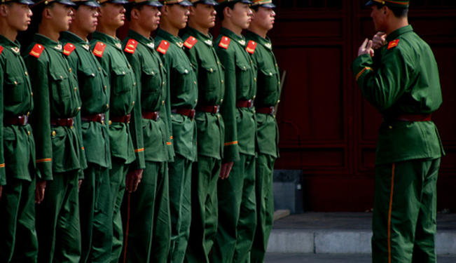 China's New Defence Budget: What Does It Tell Us?