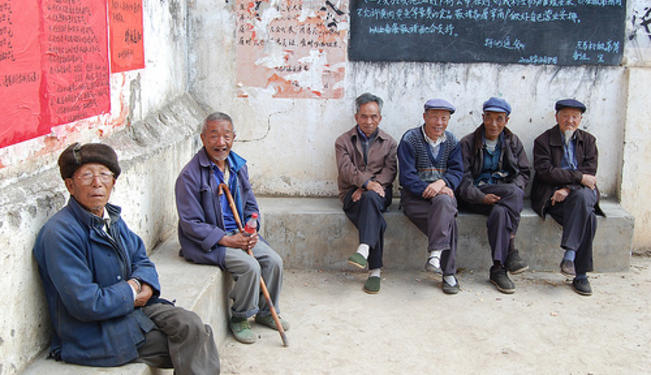 Looking After the Elderly: Asia's Next Big Challenge