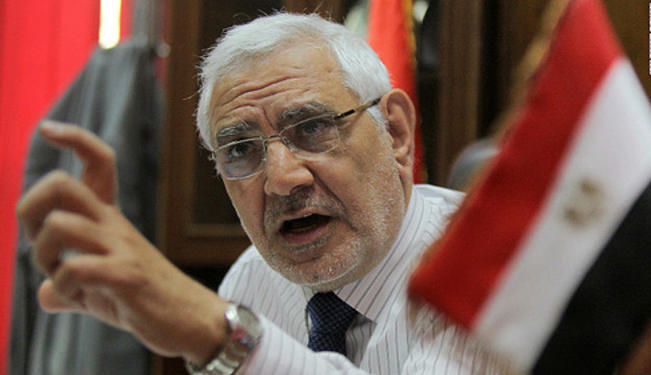 Aboul-Fotouh: A New Path for Egypt?