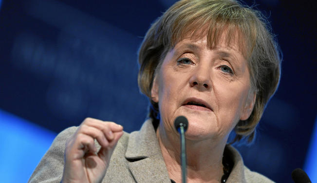 The Myth of Germany's Gain