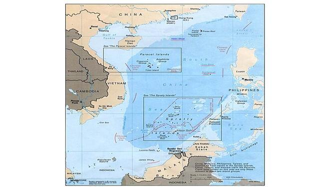 A Hot Cauldron About to Boil Over: The South China Sea