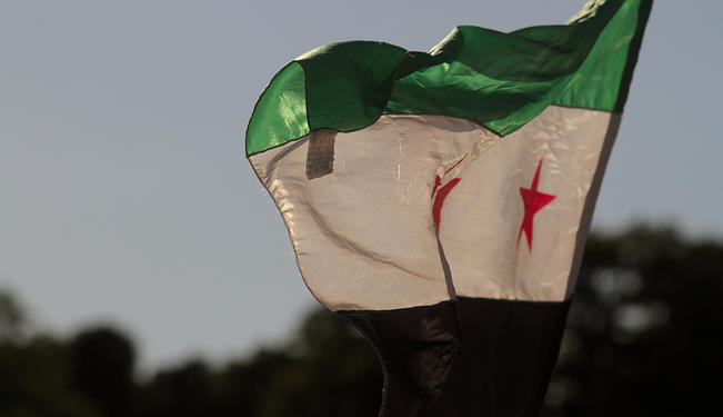 A Particular Province of Syria: Civil War and Civil Hope