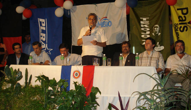 Paraguay's Impeached Democracy