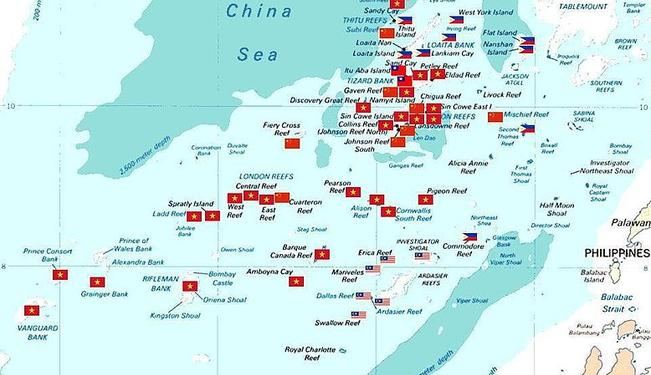 Three-Way Illusions in the South China Sea (2/2)