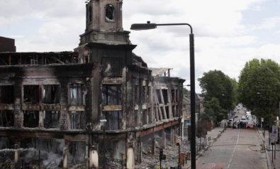 The UK Riots: One Year On