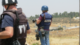 Palestinian Journalists: Stateless But Censored By Three Governments