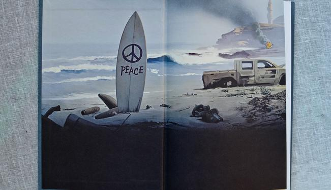 Deviant Journalism: Surfing the Middle East (Part 6/6)