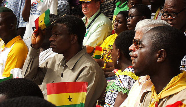 Elections in Ghana
