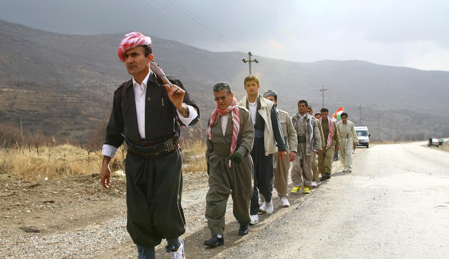 The Kurds: A Historic Opportunity?