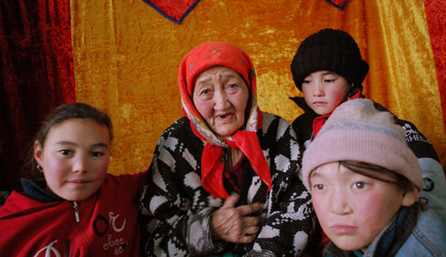 Central Asia: Trending to 2025