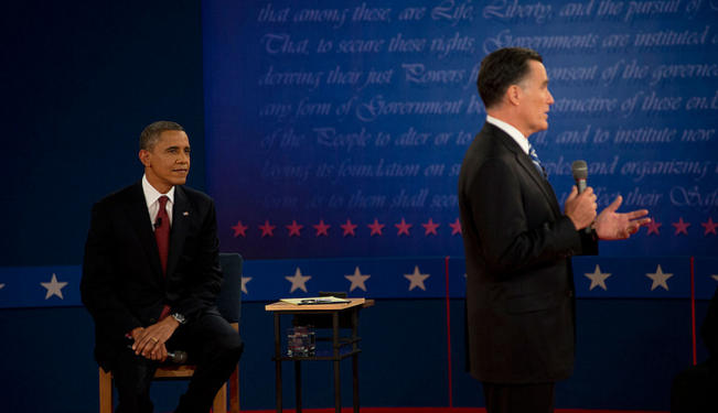 Obama, Romney, and the Foreign Policy Debate