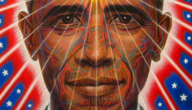 The Four Faces of Obama