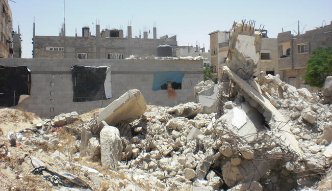 Gaza: Strength After the Disaster