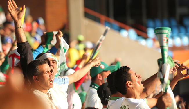 Algerian Soccer Violence Signals Mounting Discontent