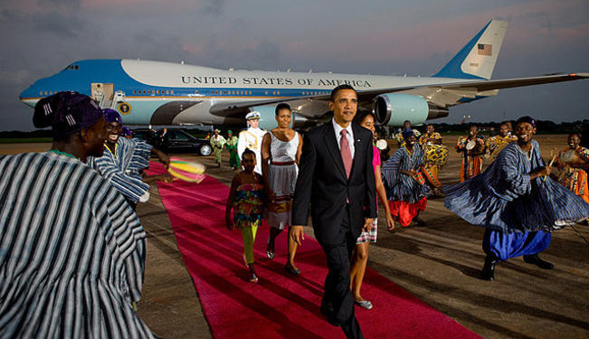 Obama's Sub-Saharan Strategy: Business As Usual?