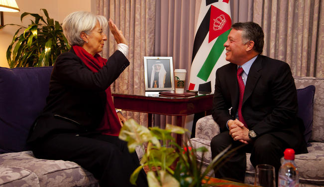 Unrest and Reform in Jordan