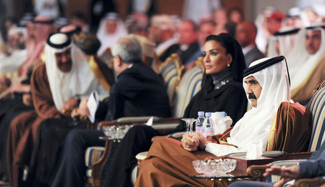 Qatar's Riches and the Regional Balance of Power