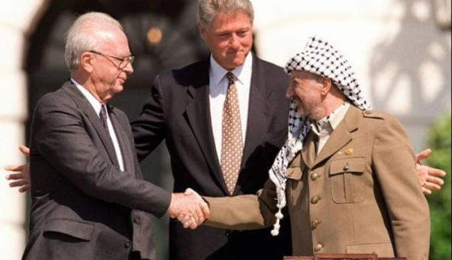 Gridlock: The Israeli-Palestinian Peace Process