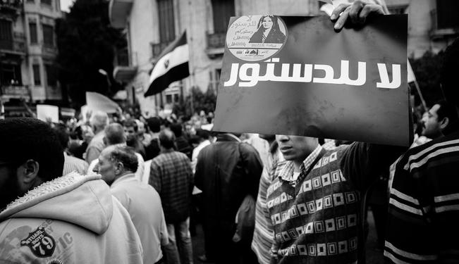 The Constitution Battle: Demythologizing Egypt