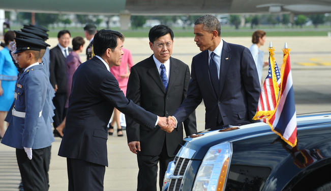 Obama and Asia: A Tiny Pivot