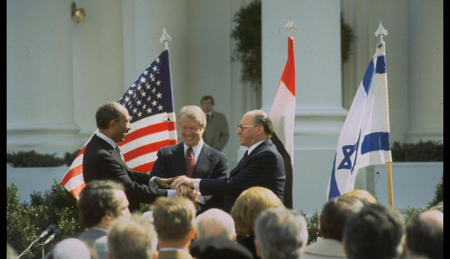 America and the Middle East Peace Process