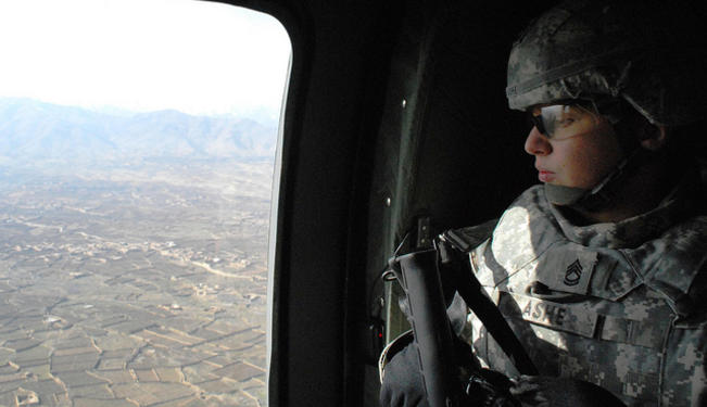 Afghanistan: Goodbye to All That?