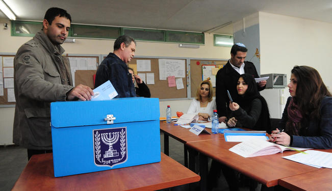 How to Understand the Israeli Elections