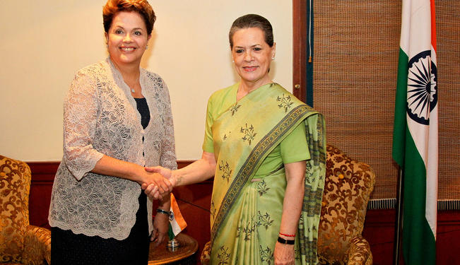 Sonia Gandhi: Working the Miracle