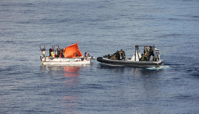 Global Piracy: Just a Seaborne Scourge or a Bigger Malady?