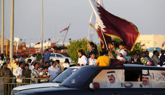 Qatar: Take a Back Seat