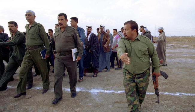 Sectarian Tensions in Iraq