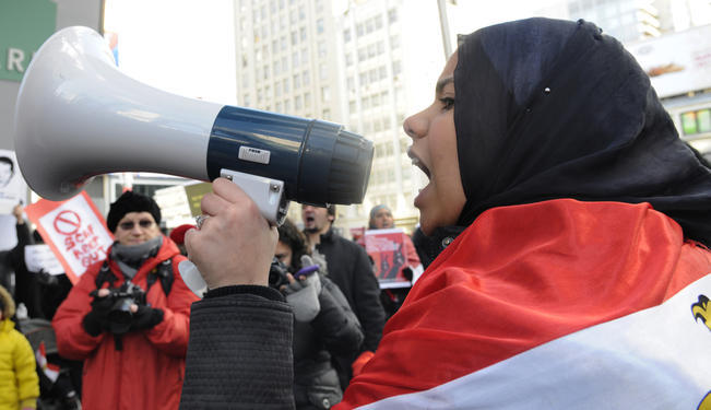 The Middle East: Fighting for Women's Rights