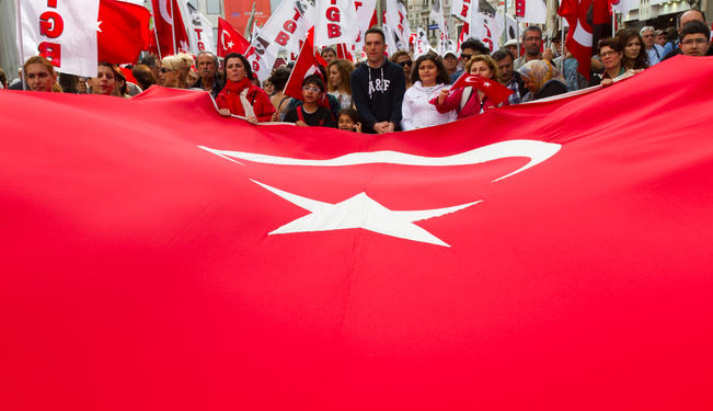 Taksim Square: Turkey's Turn to Protest?
