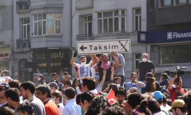 Turkey: It's Not Only About a Tree, Stupid (Part 1/2)