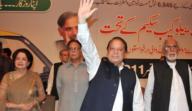 Pakistan: An Historical Class Comparison
