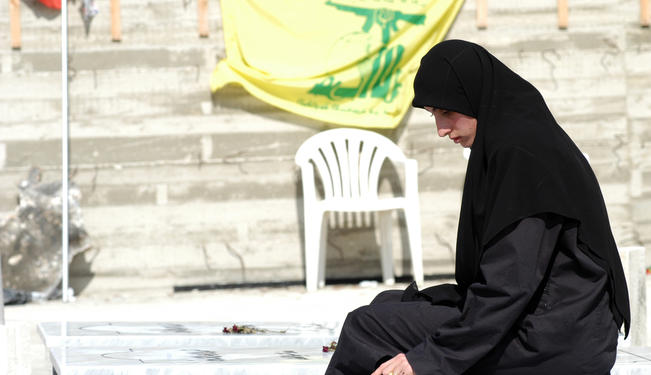 Hezbollah's Narrative of Resistance in Syria