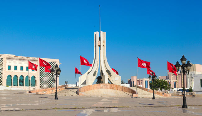Tunis Hints of Backpedaling on Syria