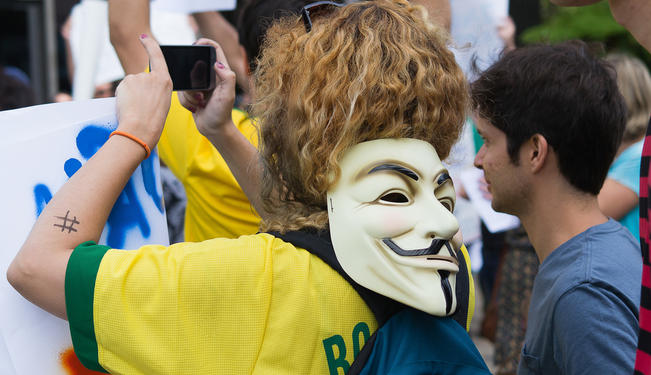 The Brazilian Protests: Is Change Really Coming?
