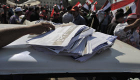The Coup D'état in Egypt