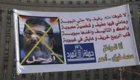 Did Anti-Morsi Protesters Violate a Principle of Legality?