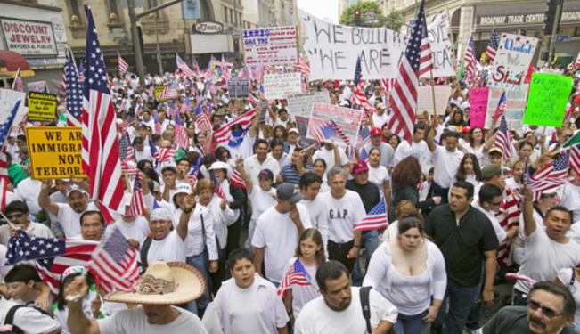 The Immigration Debate: Reforming America