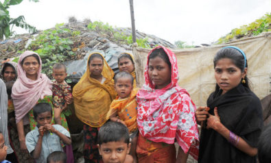 Cutting Borders: Ethnic Tensions and Burmese Refugees